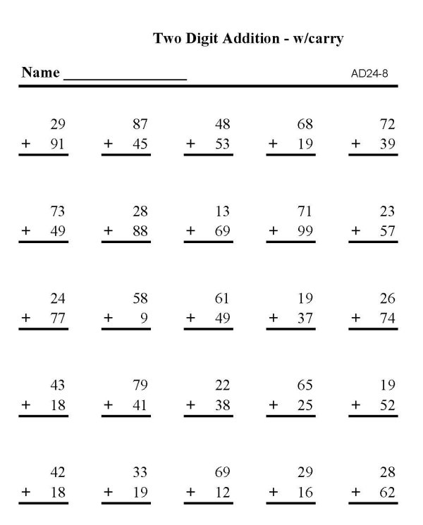 5th Grade Math Practice Worksheets | Homeshealth.info