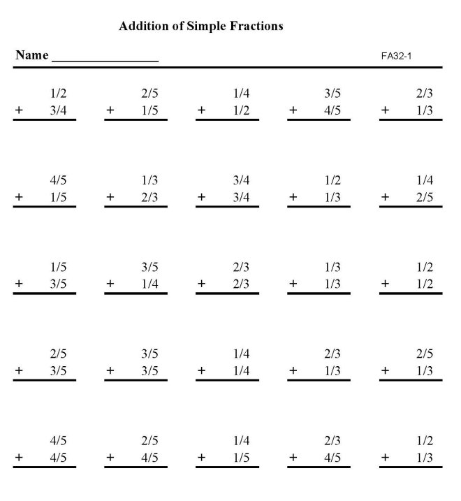 math worksheet : bluebonkers  free printable math fractions sheets adding  : 9th Grade Math Worksheets