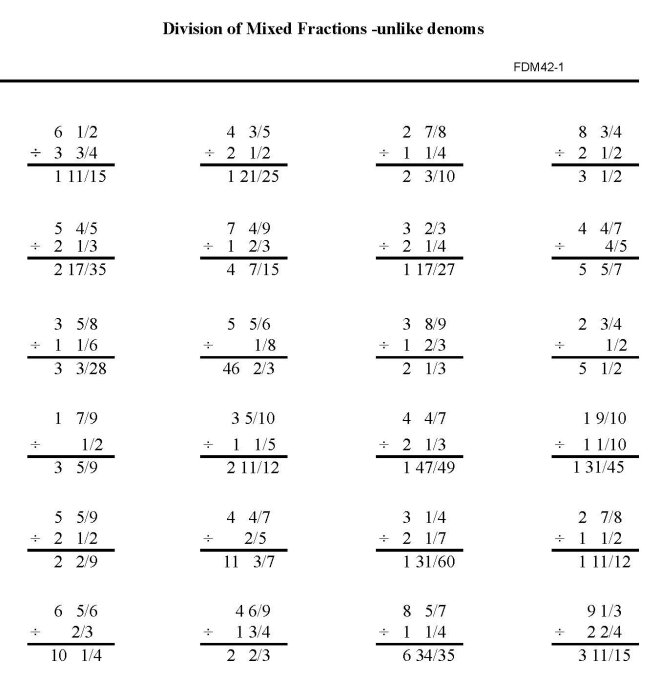Printables College Math Worksheets bluebonkers free printable math fractions practice sheets division work sheet skills student sheet