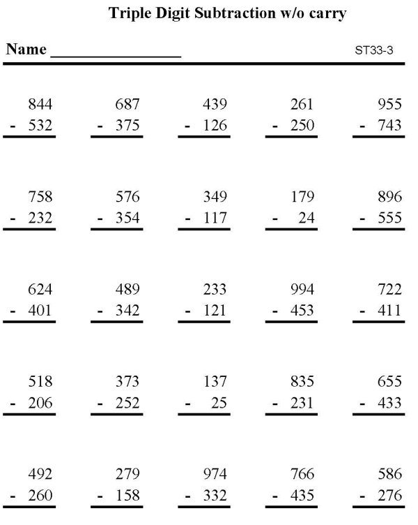 And Subtraction Quiz Scalien – Addition Practice Worksheets